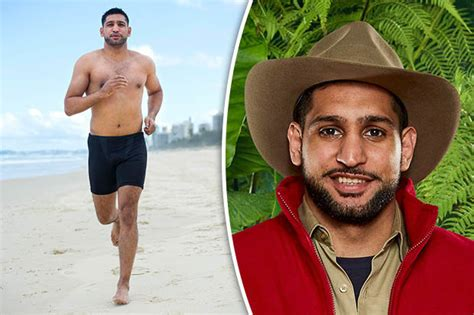 amir khan celebrity jungle i m a celeb 2017 amir khan looking for soul searching