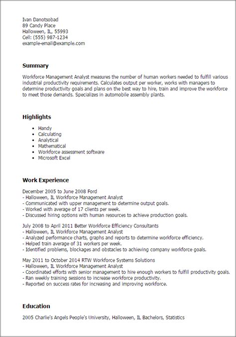 management analyst cover letter professional workforce management analyst templates to