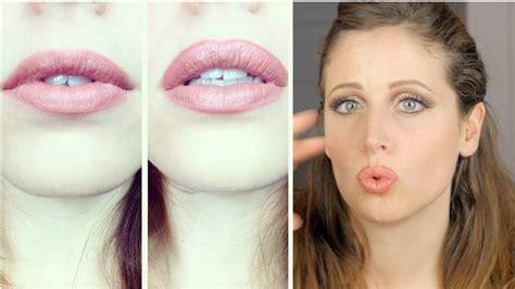 tutorial trucco instagram makeup tutorial trucco come ingrandire le labbra youtube