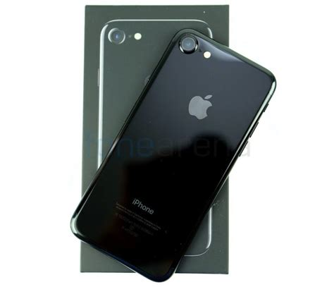 iphone jet black apple iphone 7 jet black unboxing