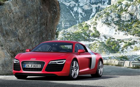 red audi r8 wallpaper audi r8 red 2 hd desktop wallpapers 4k hd