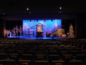 church ideas church christmas church staging christmas