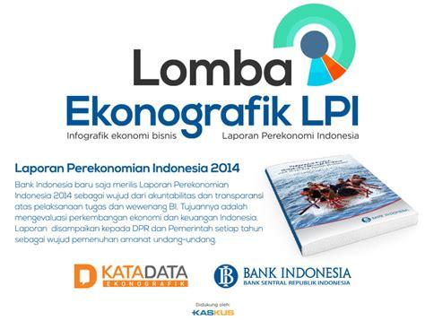 lomba desain indonesia 2015 info lomba ekonografik lpi 2015 berhadiah 50 juta rupiah
