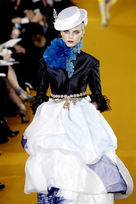 Runway Report Christian Lacroix Couture by Christian Lacroix At Couture 2008 Livingly