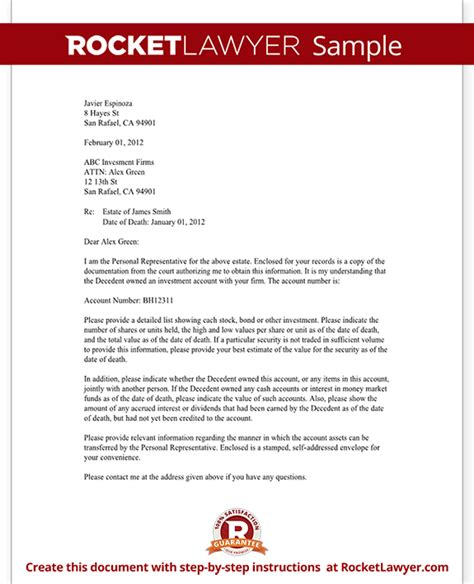 Confirmation Letter With Signature Broker Confirmation Letter With Sle Template