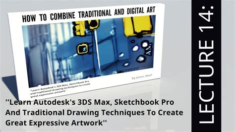 sketchbook pro not available 3ds max sketchbook pro course part 14 3ds max