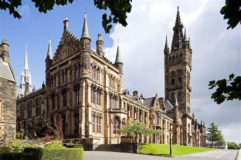 Of The West Of Scotland Mba by Green Light For Of Glasgow Cus Masterplan