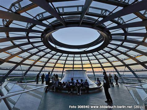 Bilderbuch Berlin   Dachkonstruktion Reichstagsgebäude