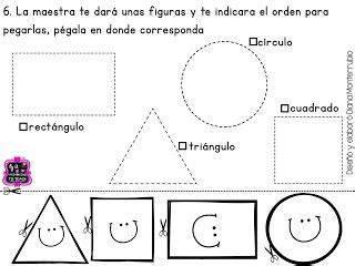 figuras geometricas actividades para preescolar m 225 s de 25 ideas incre 237 bles sobre ejercicios de figuras