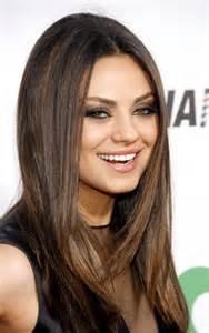mila kunis hair color mila kunis hair hair