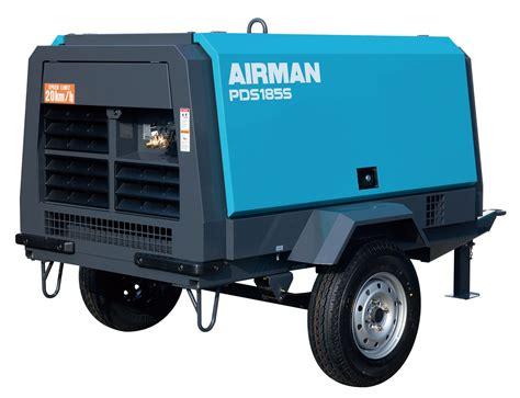 portable diesel air compressor  service support