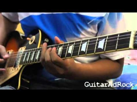 video tutorial drum coklat bendera pertempuran hati netral intro guitar lessson doovi