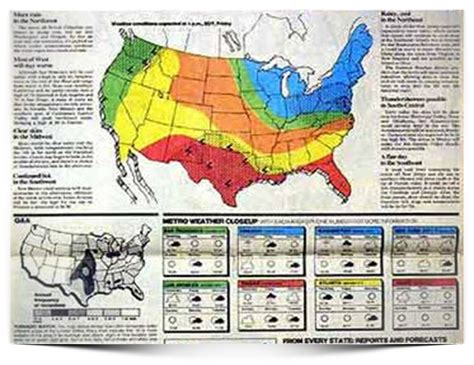 map usa weather usa today weather map the commercial investor sal buscemi