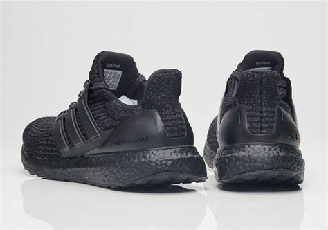 Sepatu Sneakers Adidas Ultra Boost 3 0 Black Gradepremium 40 44 adidas ultra boost 3 0 black ba8920 sneaker bar detroit