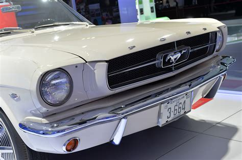 first mustang ever made first production ford mustang ever built shows up in