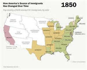 us map charts top 13 maps and charts that explain immigration to the us