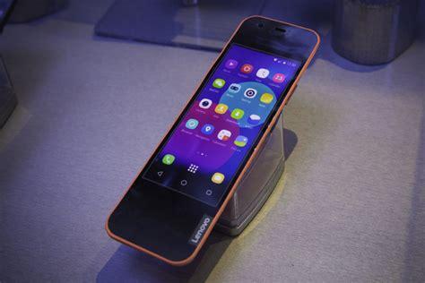 Jam Lenovo lenovo bikin ponsel melengkung seperti jam tangan telset