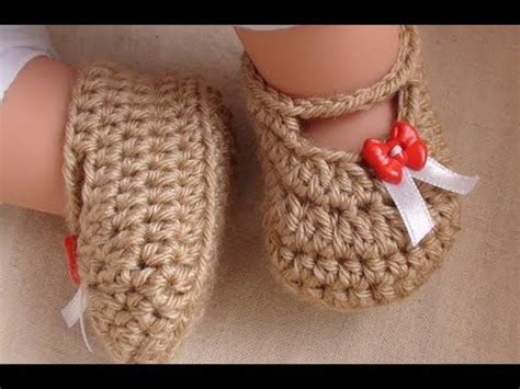 Hq 11120 Baby Doll Crochet Dress 1 posh crochet baby booties newborn to 12 month sizes
