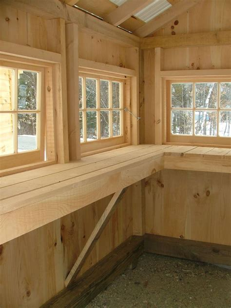 shed interior 25 best ideas about wood shed plans on pinterest shed