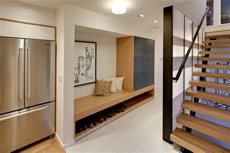 Regal Nische by Einbau Garderobenschrank Platzwunder Im Modernen Flur