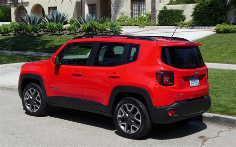 red jeep 2016 2016 jeep renegade red 200 interior and exterior images