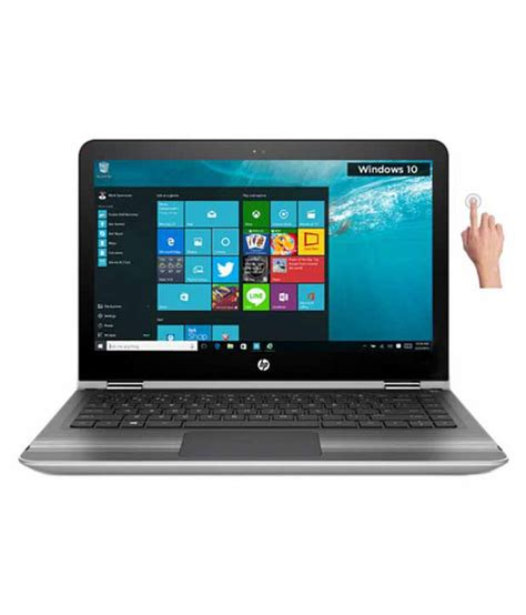 hp pavilion 4gb ram hp pavilion 13 u132tu 2 in 1 laptop 7th intel i5