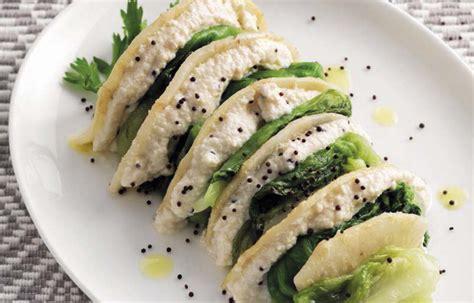 sedano di rapa ricetta sedano rapa lattuga e crema di tofu le ricette