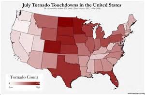 tornadoes in map u s tornado map archives u s tornadoes