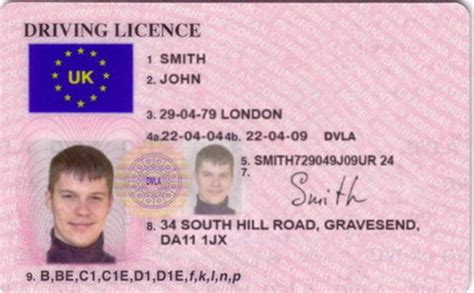 uk id template buy uk driving licence driver license