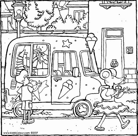 ice cream store coloring page ice cream shop coloring pages images sketch coloring page