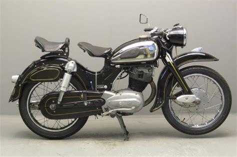 Nsu Motorrad 250 by Nsu 1959 Max 250cc 1 Cyl Ohv 2708 Yesterdays
