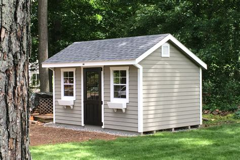 Saltbox Style Shed by Sheds A Classic Is Always In Style The Barn Yard Great