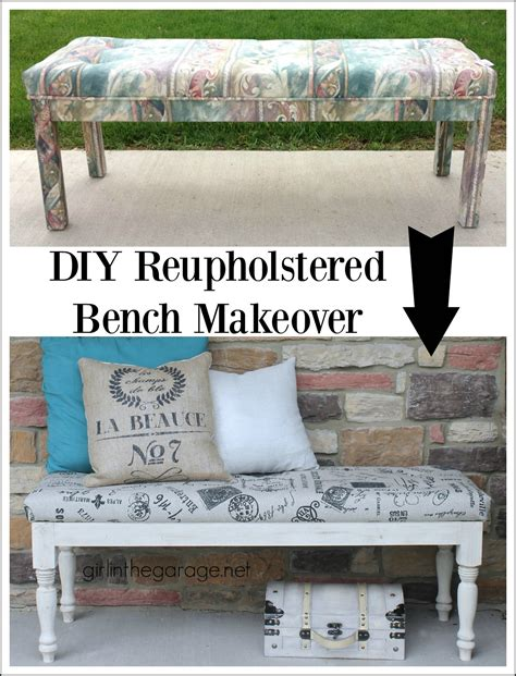 diy tufted bench diy bench makeover part 2 tufting and new frame legs