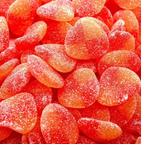 Haribo Gummi Peaches   Bulk Candy Store