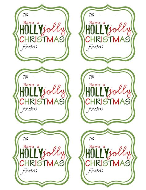 free printable gift tags from organized christmas com cute merry christmas gift tags printable search results