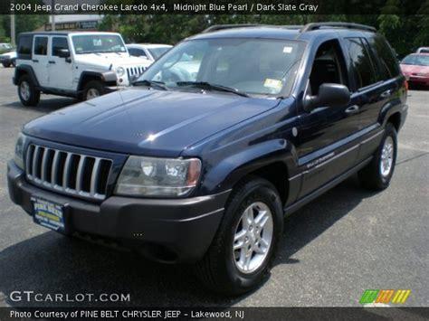 blue jeep grand 2004 midnight blue pearl 2004 jeep grand laredo 4x4
