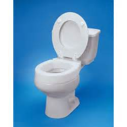 Blind Reading Maxiaids Hinged Elevated Toilet Seat Standard