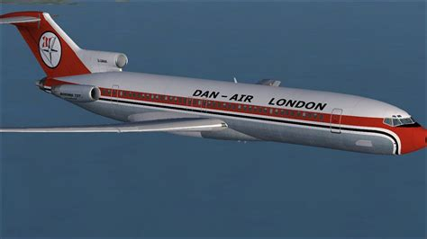 Air Dan Air 2 dan air boeing 727 200 for fsx
