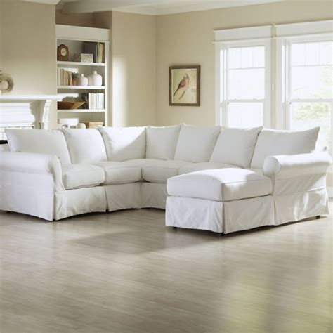 best kslipcovered sofa with chaise sectional ideas photos