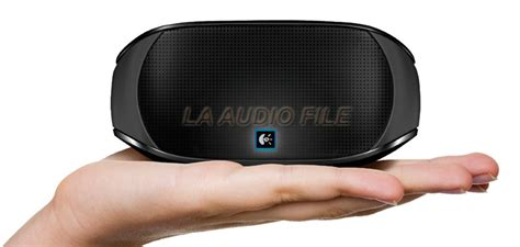 Speaker Logitech Mini Boombox product review logitech mini boombox portable speaker