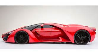 The designer of the ferrari f80 concept opens up on his internet
