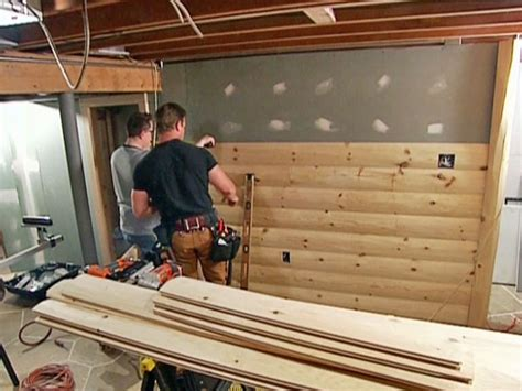How Much To Install Wainscoting How To Install Beadboard Paneling How Tos Diy