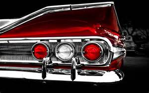 Classic Car Lighting Components 1 1960 Chevrolet Impala Hd Wallpapers Backgrounds