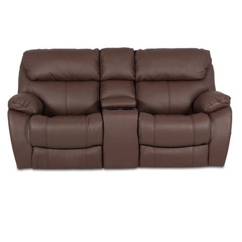 two seater leather recliner leather recliner sofa 2 seater bar brown price 1058 39