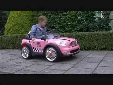 Mini Auto Youtube by Mini Car Pink Roze Mini Auto Met Afstandsbediening Youtube