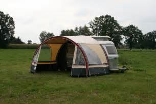 the fortex aronde canopy awning pop top caravan