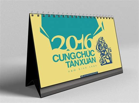 desain kalender meja keren template kalender meja 2016 free download vectorayuprint co id