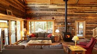cabin living room ideas country cottage style wallpaper log cabin living room