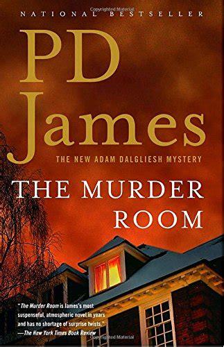 murder in room 12 the murder room adam dalgliesh mystery series 12