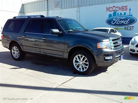 Expedition Limited 2016 magnetic metallic ford expedition el limited